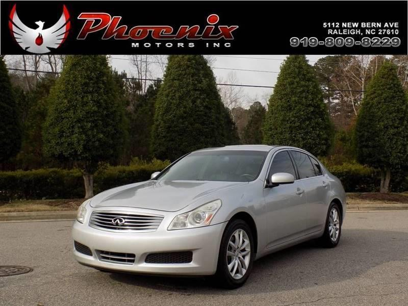 2007 Infiniti G35 x AWD 4dr Sedan for sale by dealer