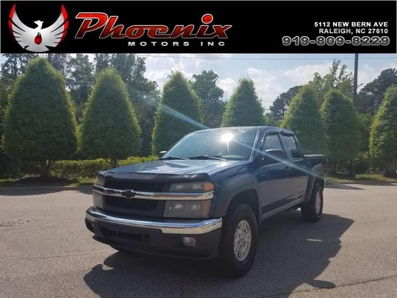 2006 Chevrolet Colorado LT 4dr Crew Cab 4WD SB for sale by dealer