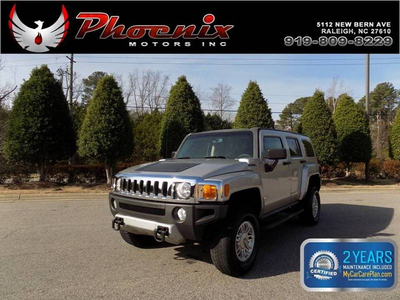 2008 HUMMER H3 Base 4x4 4dr SUV for sale by dealer