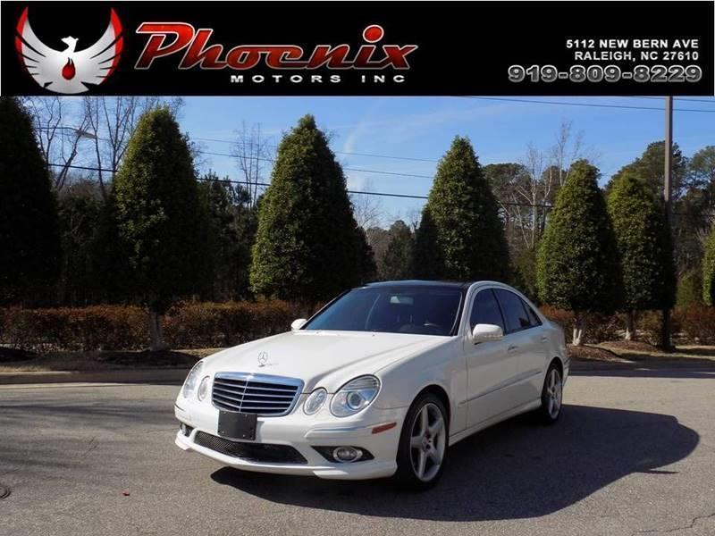 2008 Mercedes-Benz E-Class E 350 4MATIC AWD 4dr Sedan for sale by dealer