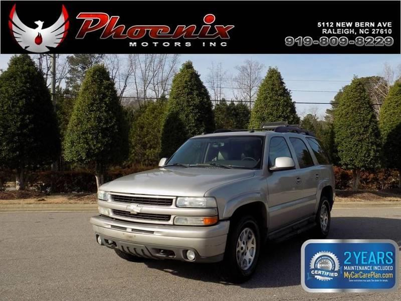 2004 Chevrolet Tahoe Z71 4WD 4dr SUV for sale by dealer