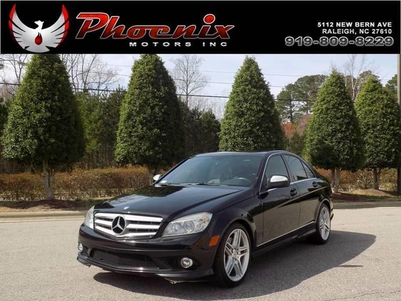 2008 Mercedes-Benz C-Class C 350 Sport 4dr Sedan for sale by dealer