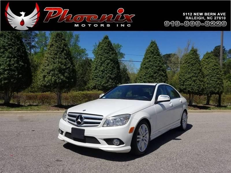 2008 Mercedes-Benz C-Class C 300 Sport 4MATIC AWD 4dr Sedan for sale by dealer