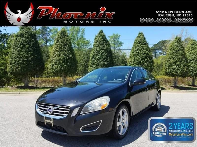 2012 Volvo S60 T5 4dr Sedan for sale by dealer