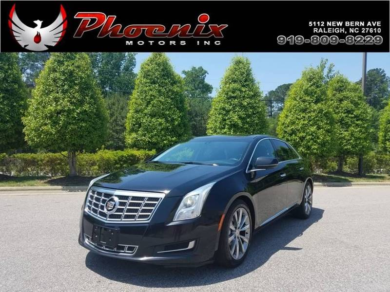 2013 Cadillac XTS Livery 4dr Sedan w/W20 for sale by dealer