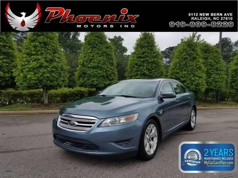 2010 Ford Taurus SEL 4dr Sedan for sale by dealer