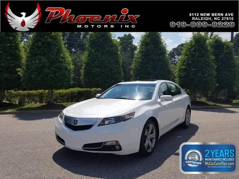 2012 Acura TL SH AWD w/Tech 4dr Sedan 6A w/Technology Package for sale by dealer