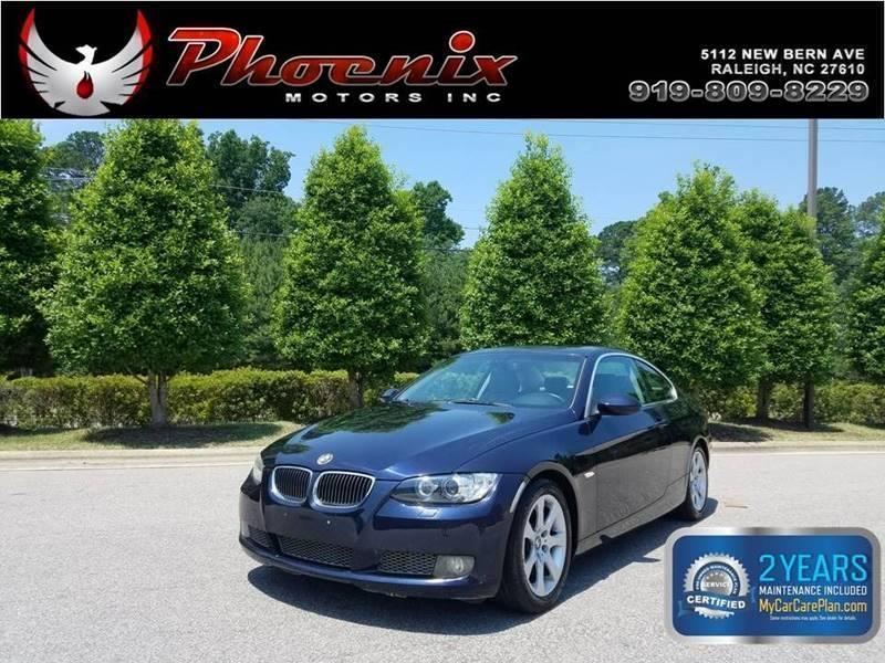 2007 BMW 3 Series 335i 2dr Coupe for sale by dealer