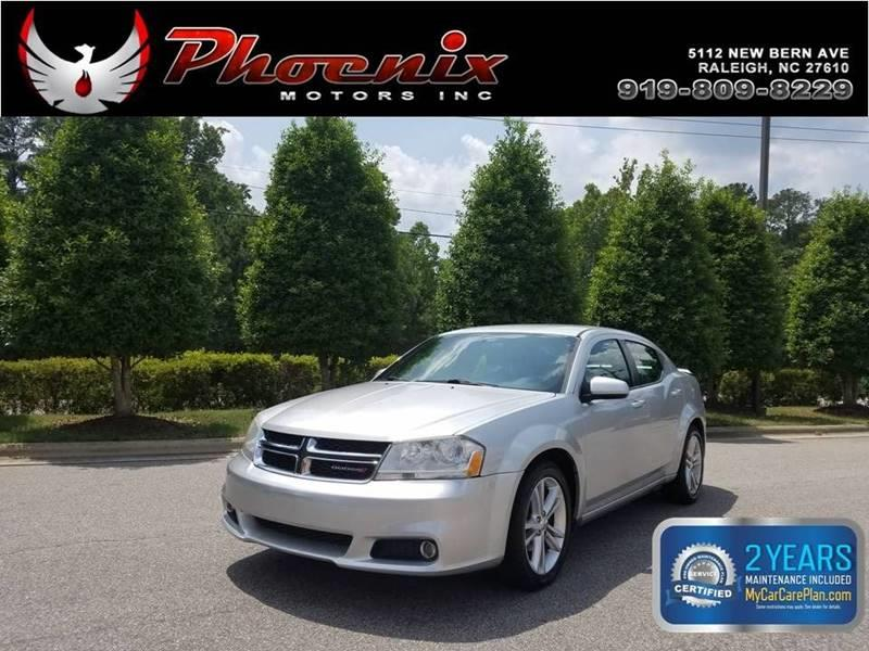 2011 Dodge Avenger Heat 4dr Sedan for sale by dealer