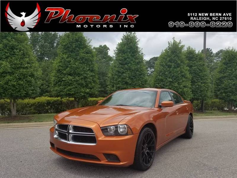 2011 Dodge Charger SE 4dr Sedan for sale by dealer