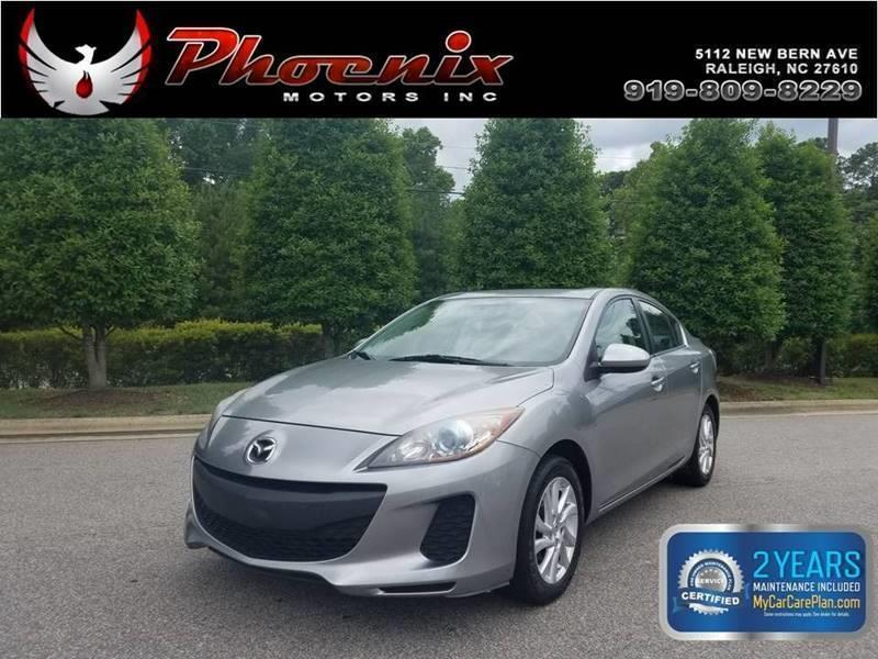 2012 Mazda MAZDA3 i Touring 4dr Sedan 6A for sale by dealer