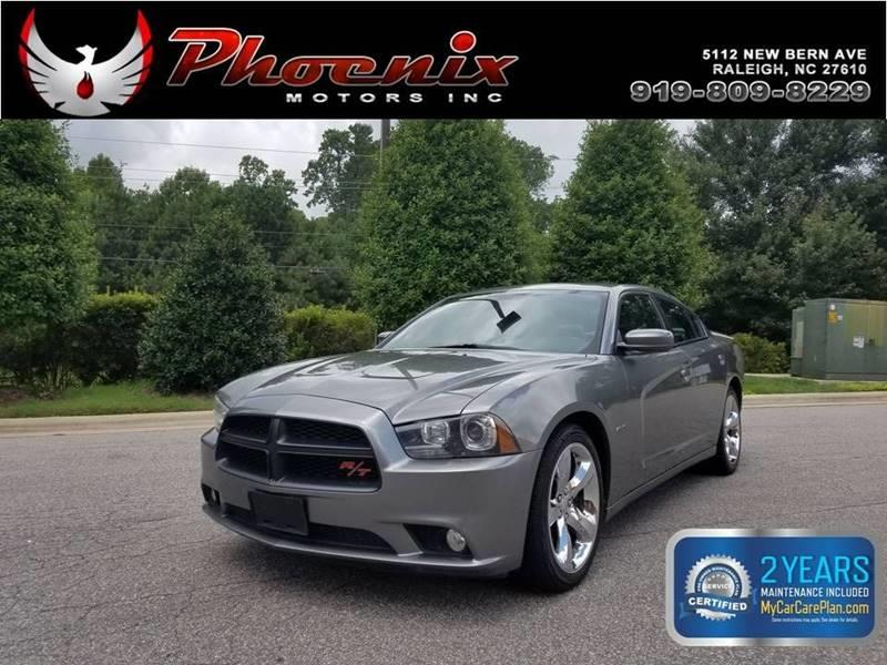 2012 Dodge Charger R/T 4dr Sedan for sale by dealer