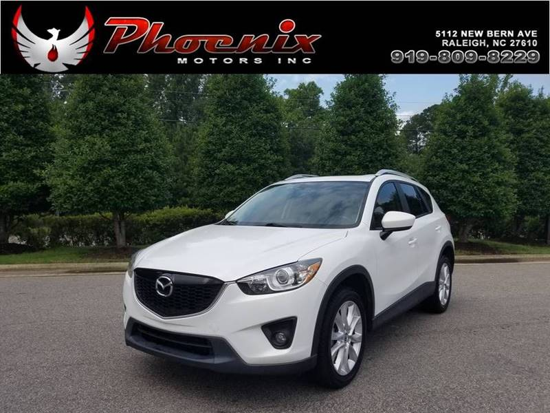 2013 Mazda CX-5 Grand Touring 4dr SUV for sale by dealer