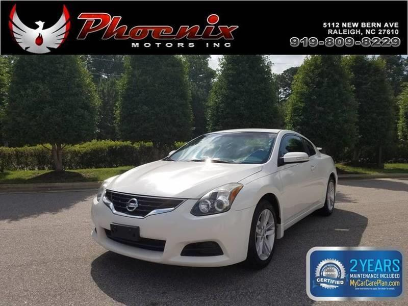2010 Nissan Altima 2.5 S 2dr Coupe CVT for sale by dealer