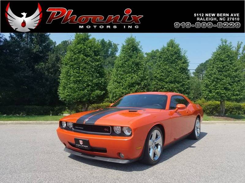 2009 Dodge Challenger R/T 2dr Coupe for sale by dealer