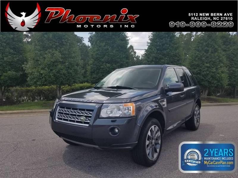 2010 Land Rover LR2 HSE AWD 4dr SUV for sale by dealer