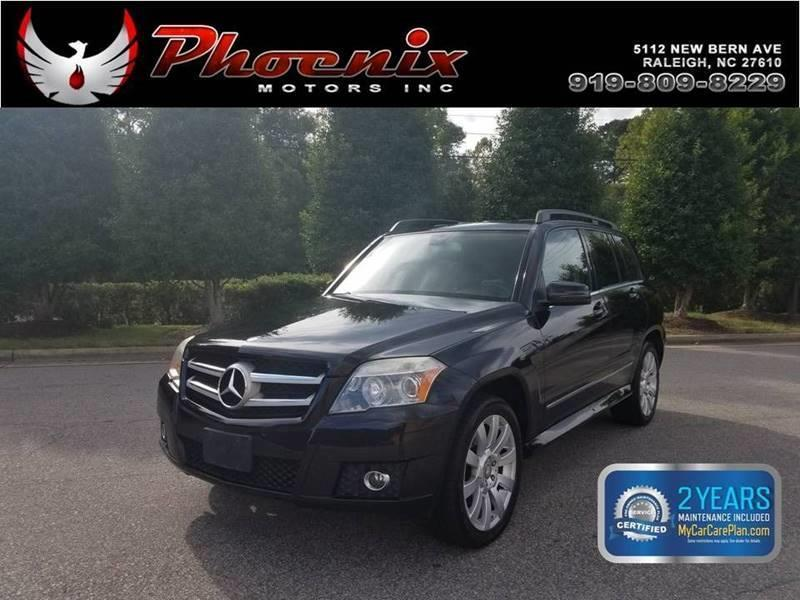 2010 Mercedes-Benz GLK GLK 350 4MATIC AWD 4dr SUV for sale by dealer
