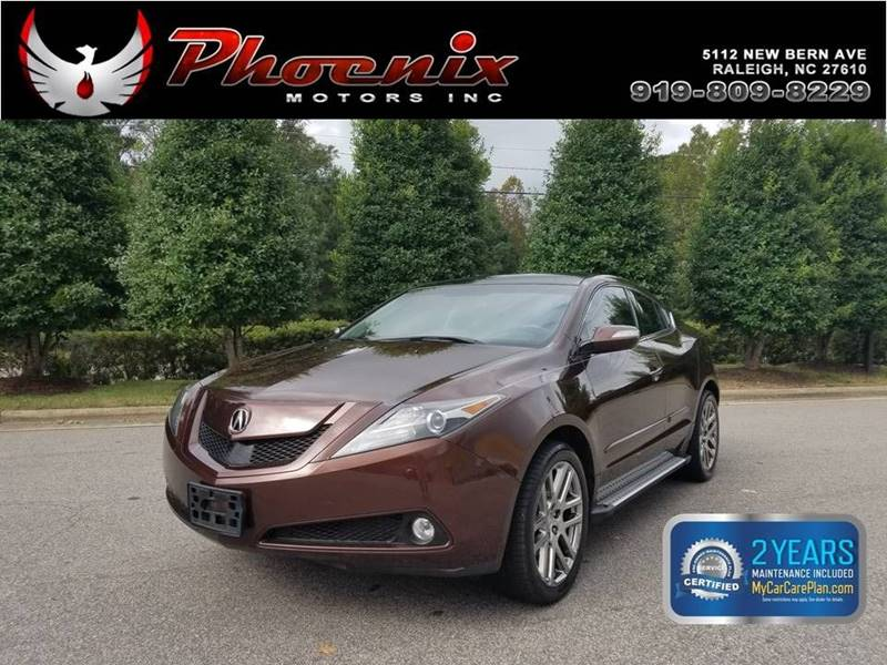 2010 Acura ZDX SH AWD w/Advance 4dr SUV Package for sale by dealer