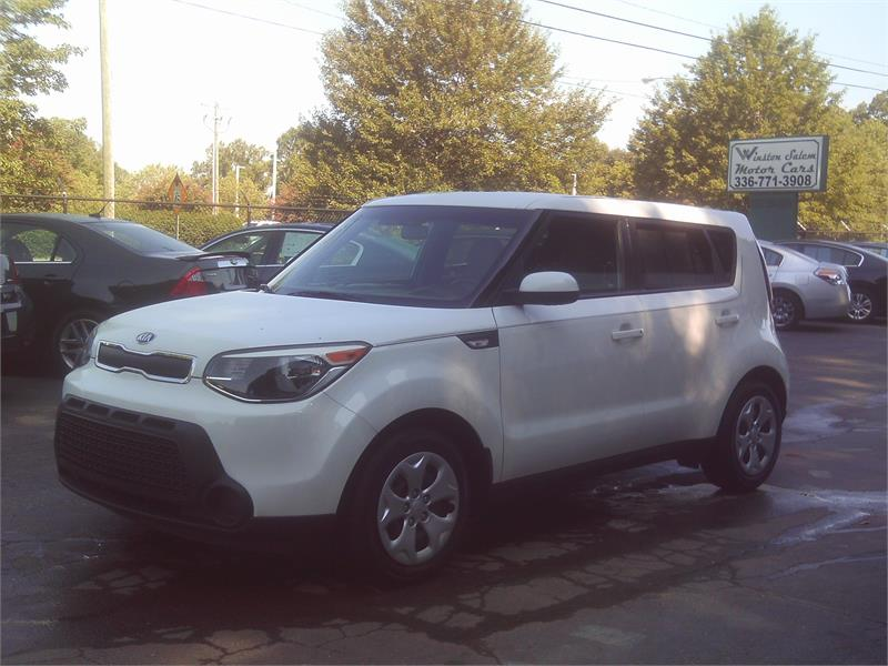 2014 Kia Soul  for sale in Winston-Salem