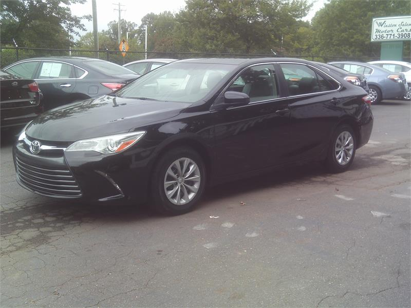 2015 Toyota Camry LE for sale in Winston-Salem