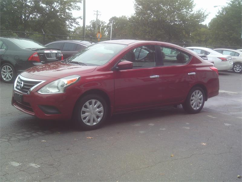 2016 Nissan Versa 1.6 SL Sedan for sale in Winston-Salem