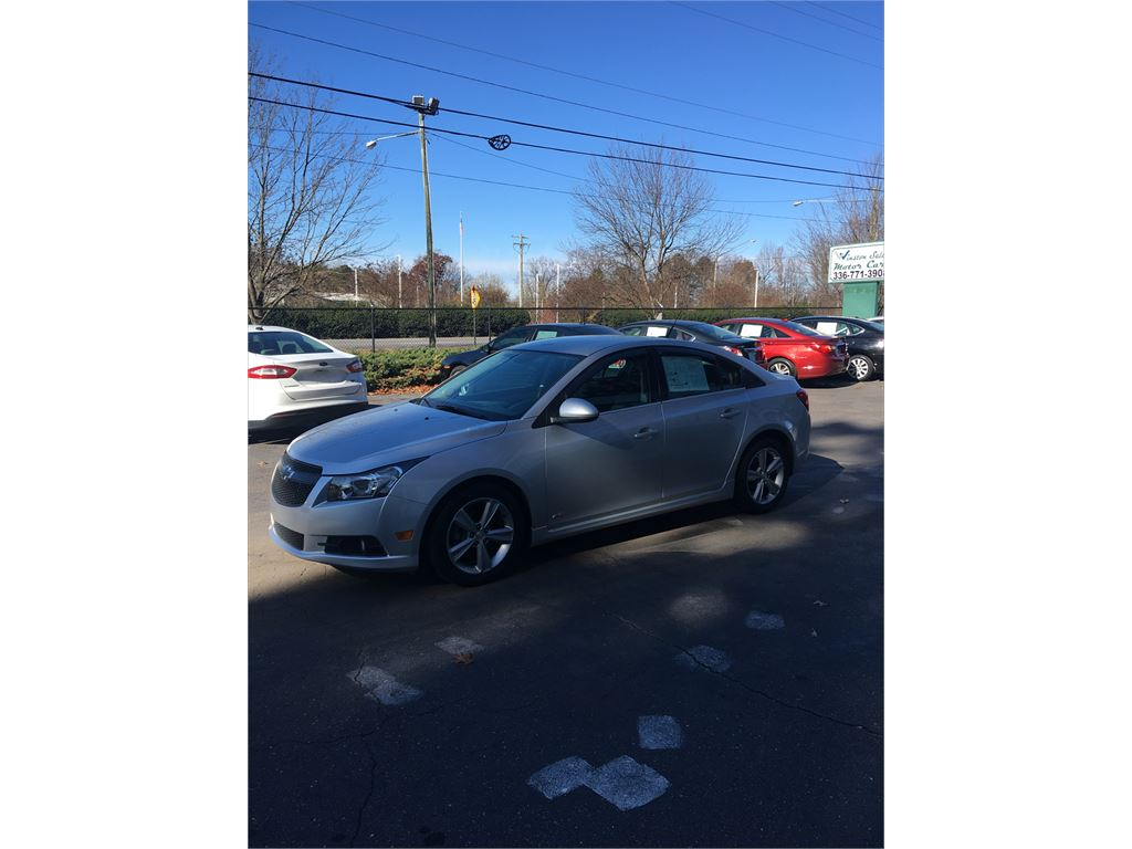 2014 Chevrolet Cruze 2LT for sale in Winston-Salem