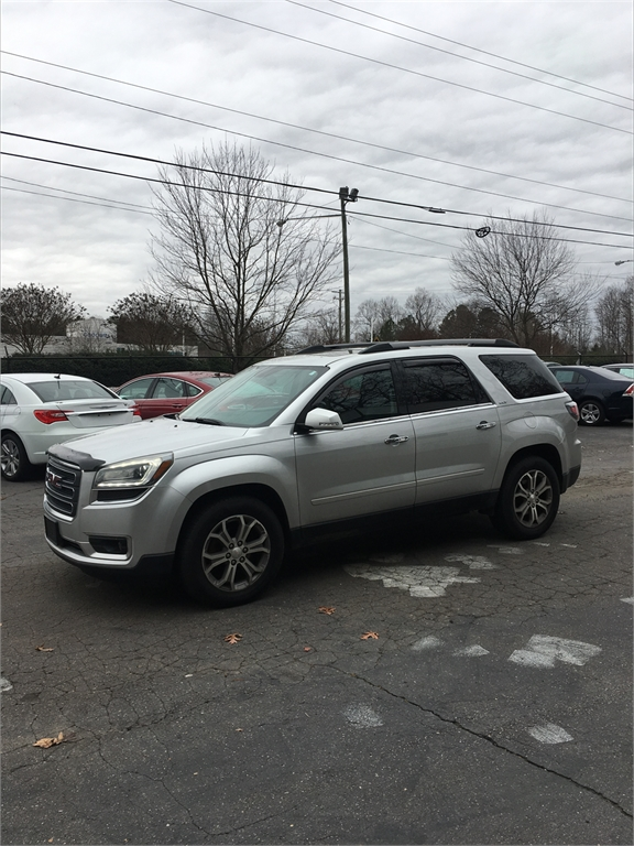 2013 GMC ACADIA SLT-1 for sale in Winston-Salem