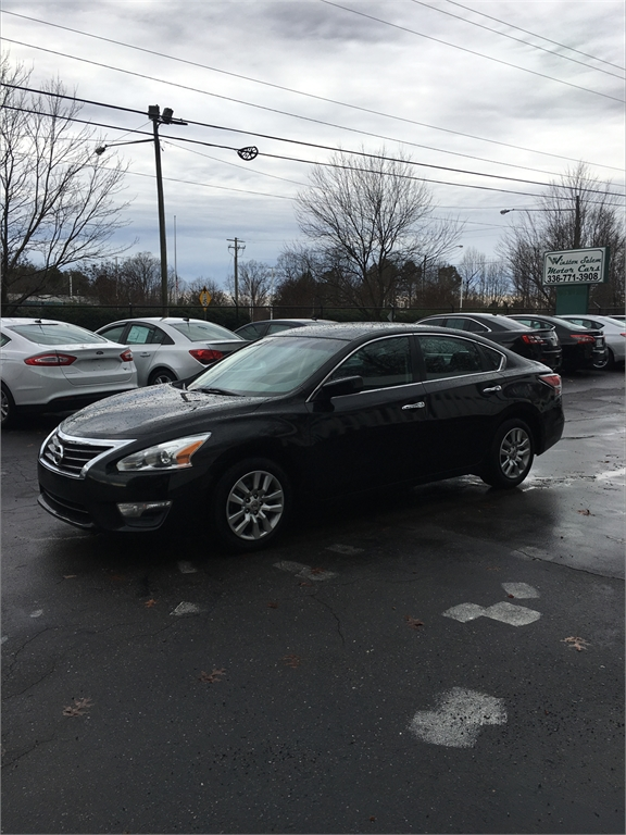 2015 Nissan Altima 2.5 S for sale in Winston-Salem
