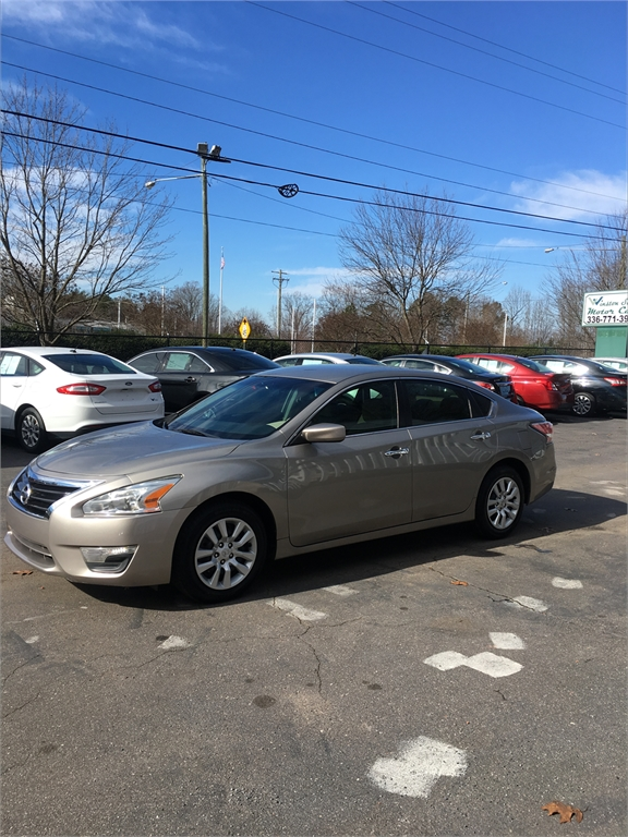2014 Nissan Altima 2.5 S for sale in Winston-Salem