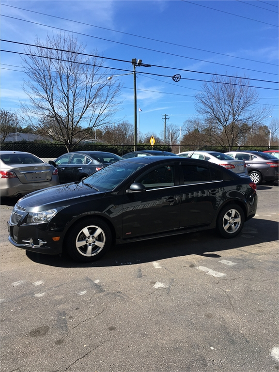 2014 Chevrolet Cruze 1LT Auto for sale in Winston-Salem