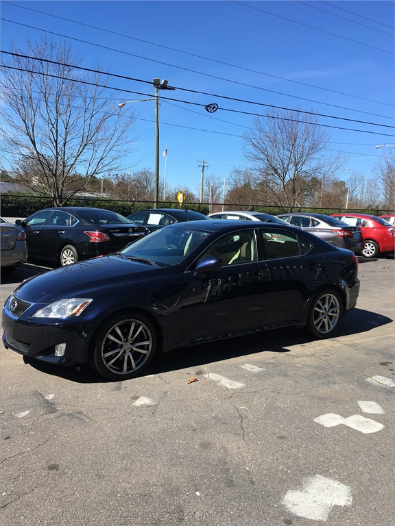 2008 Lexus IS 250  for sale in Winston-Salem