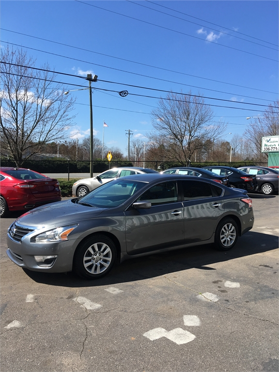 2015 Nissan Altima 2.5 S for sale by dealer