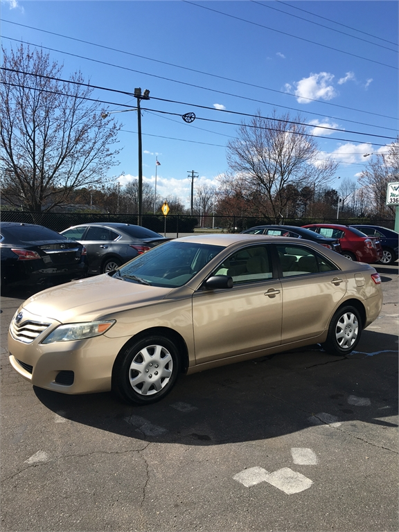 2010 Toyota Camry LE  for sale in Winston-Salem