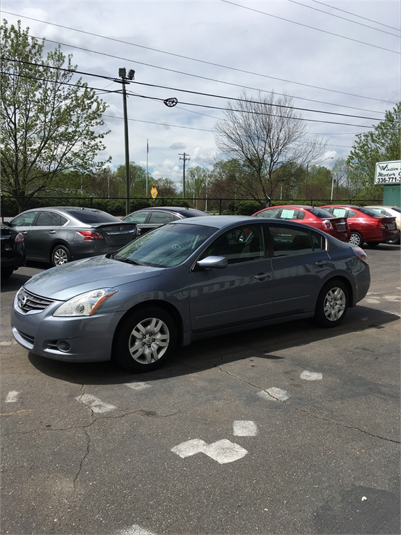 2012 Nissan Altima 2.5 S for sale in Winston-Salem