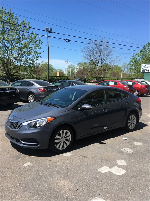 2016 Kia Forte EX for sale by dealer