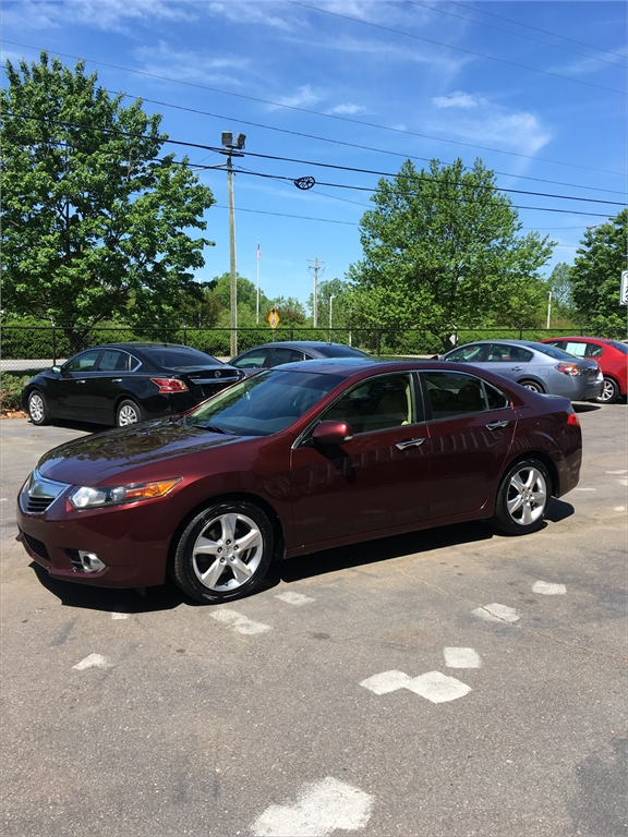 2012 Acura TSX Auto for sale by dealer