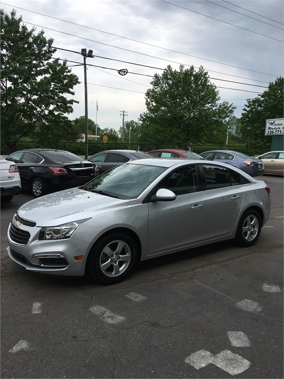2016 Chevrolet Cruze Limited 1LT Auto for sale by dealer