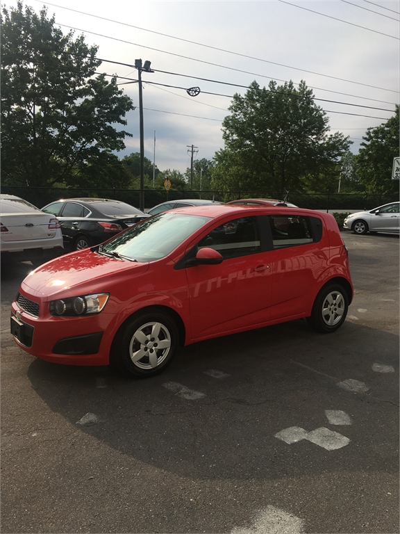 2016 Chevrolet Sonic LS Auto 5-Door for sale in Winston-Salem