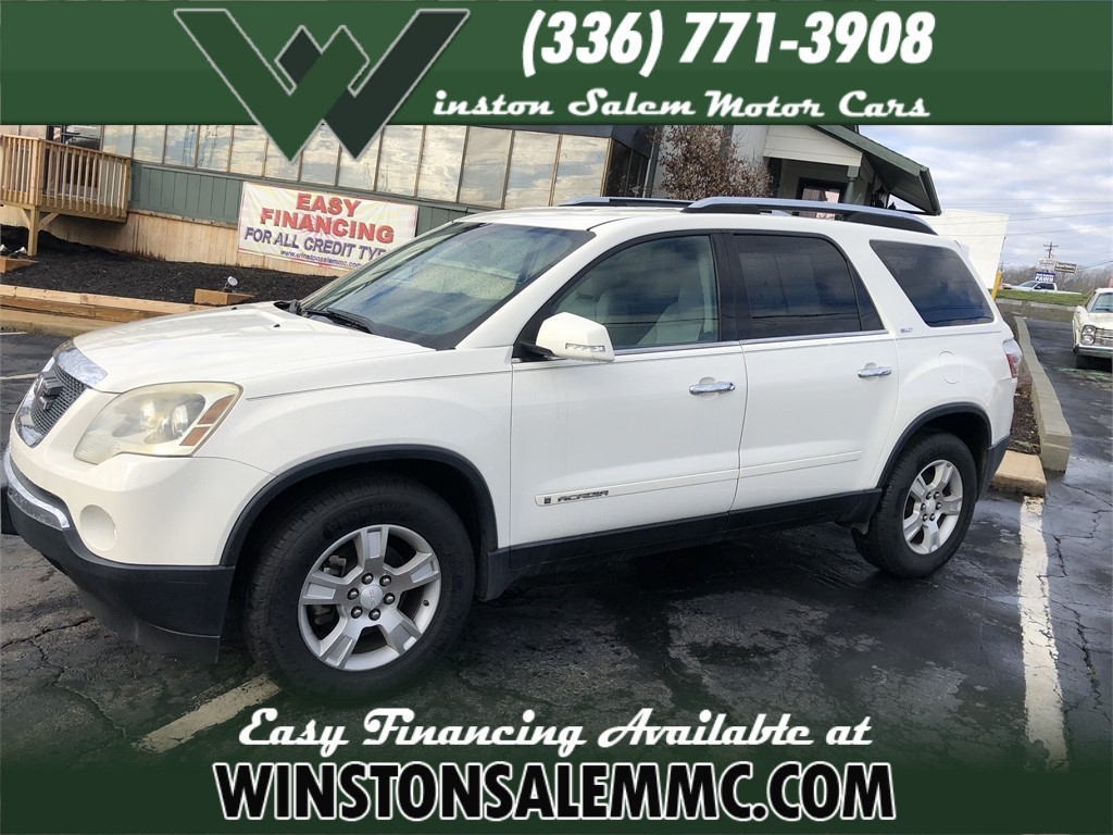 2008 GMC Acadia SLT-2 FWD for sale in Winston-Salem