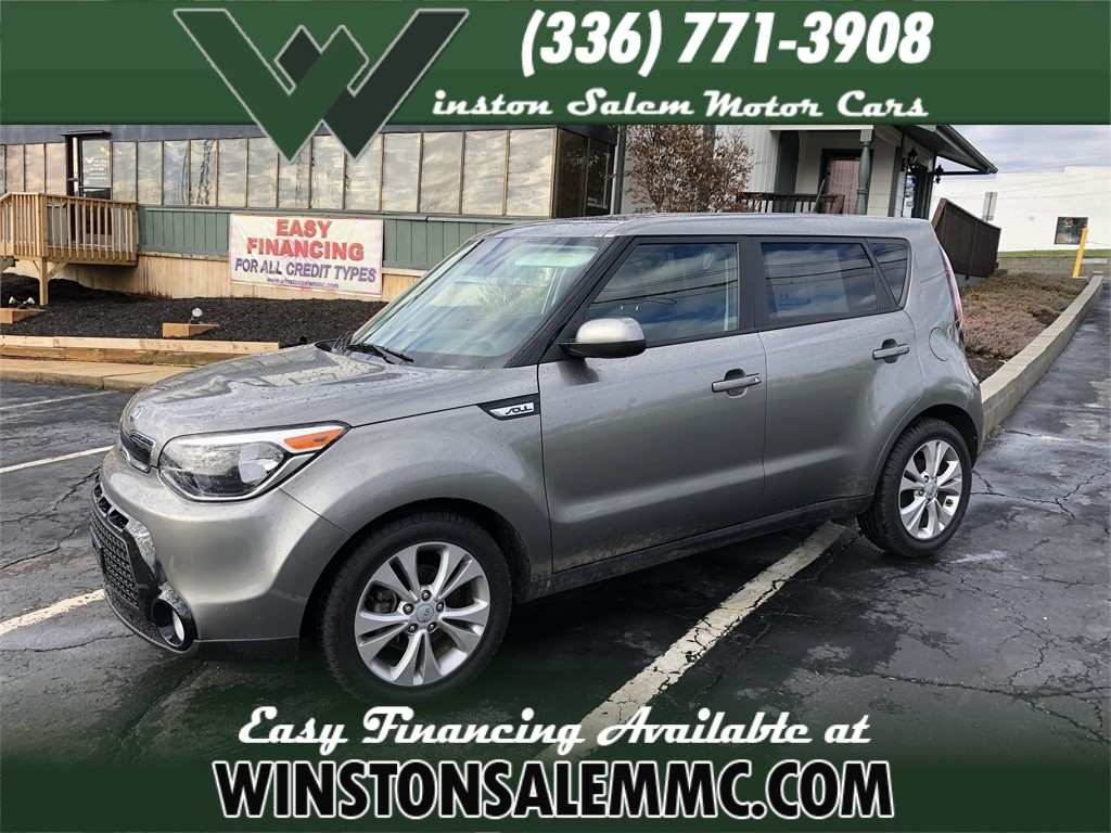 2016 Kia Soul + for sale in Winston-Salem