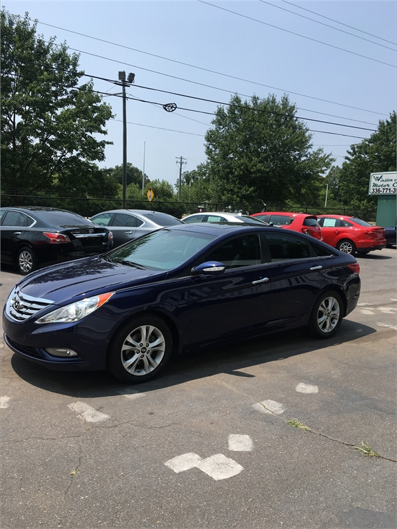 2011 Hyundai Sonata Limited Auto for sale in Winston-Salem