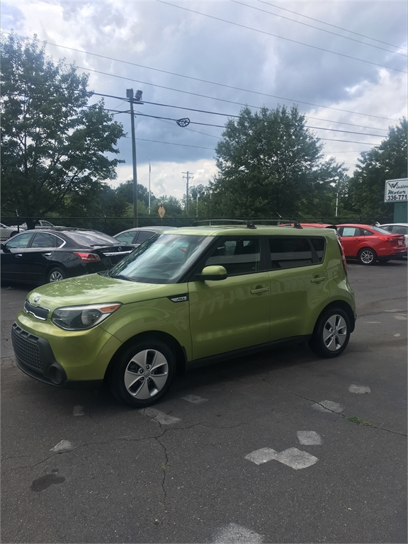 2015 Kia Soul for sale in Winston-Salem