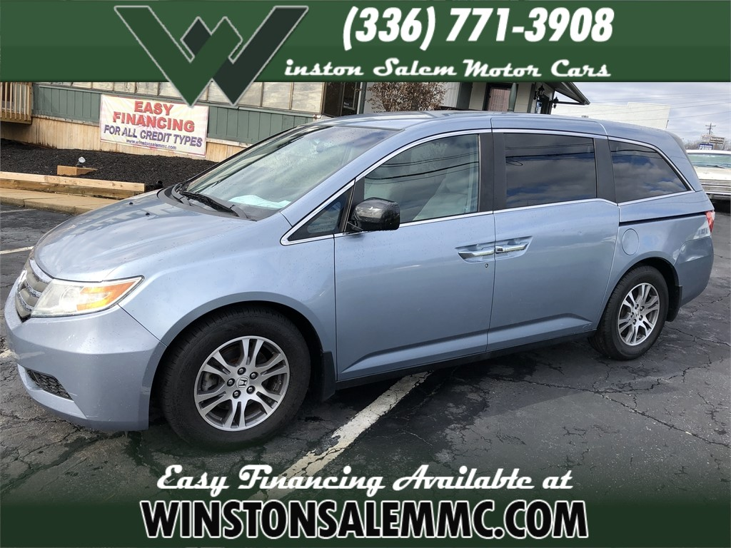 2011 Honda Odyssey EX for sale in Winston-Salem
