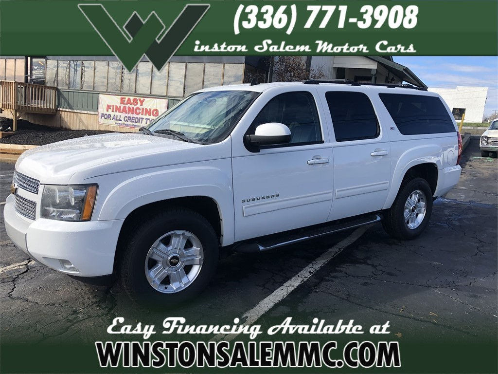 2010 Chevrolet Suburban LT 1500 4WD Z71 for sale in Winston-Salem