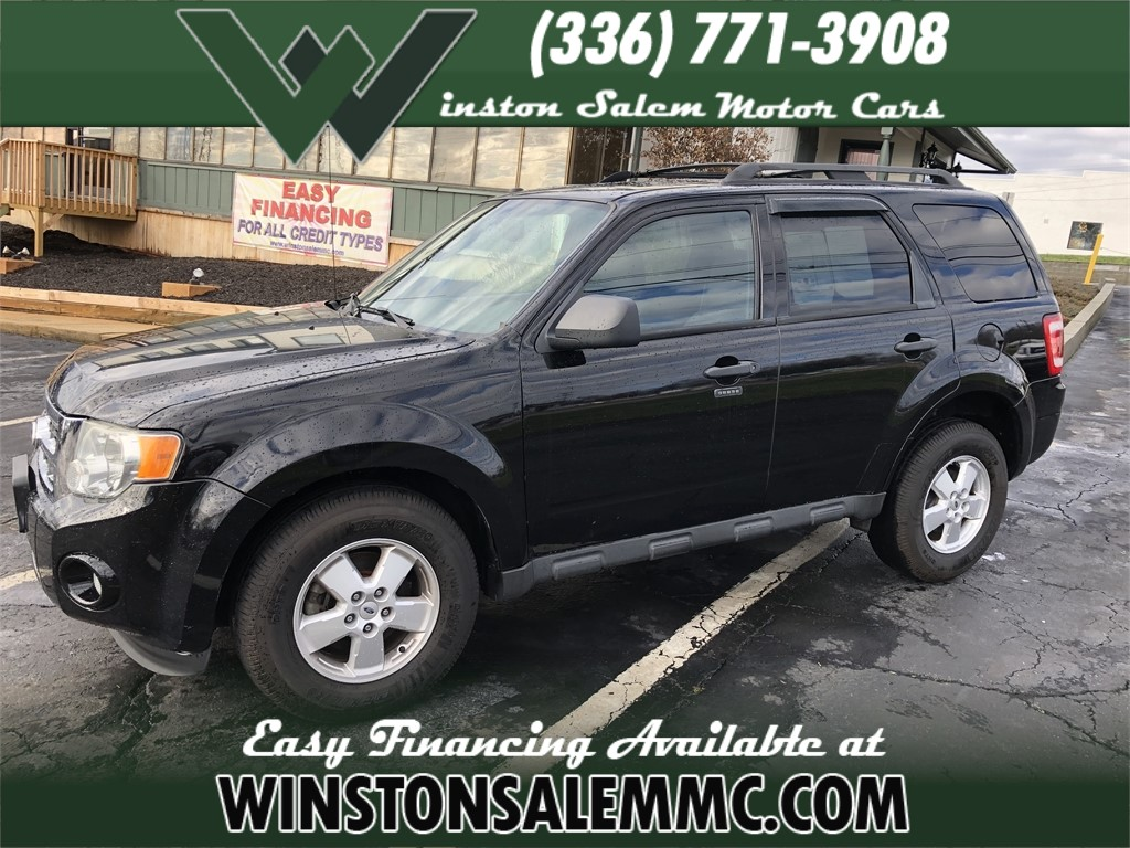 2010 Ford Escape XLT 4WD for sale in Winston-Salem