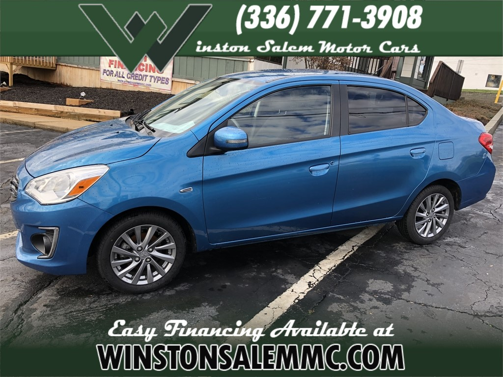 2017 Mitsubishi Mirage G4 SE CVT for sale in Winston-Salem
