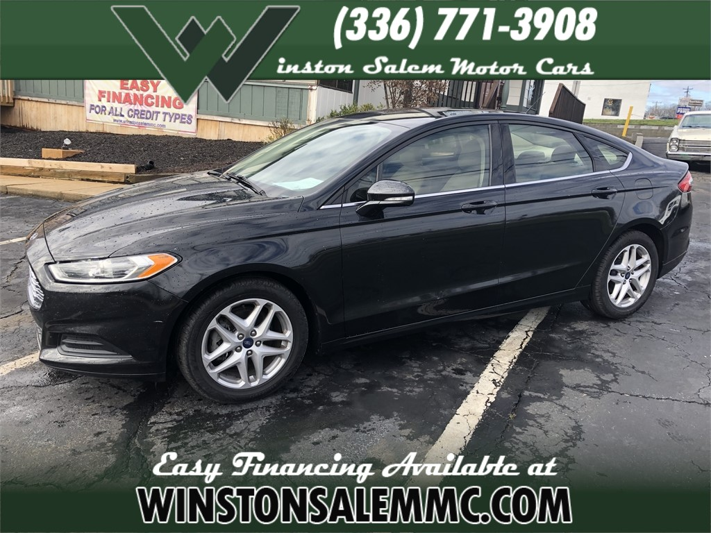 2014 Ford Fusion SE for sale in Winston-Salem