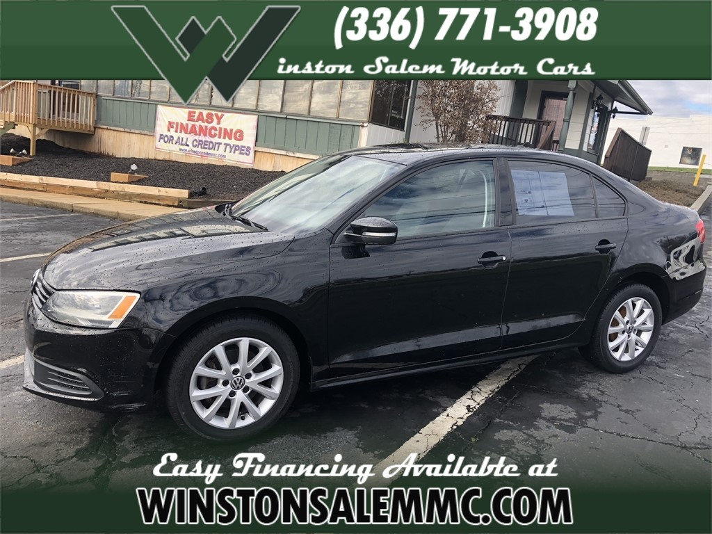 2011 Volkswagen Jetta SE  for sale in Winston-Salem