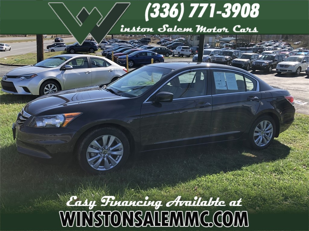 2011 Honda Accord EX-L Sedan  for sale in Winston-Salem