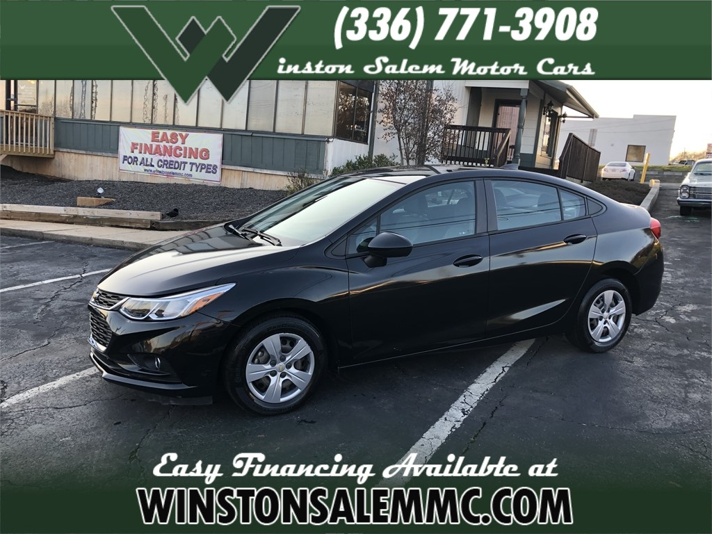 2018 Chevrolet Cruze LS Auto for sale in Winston-Salem